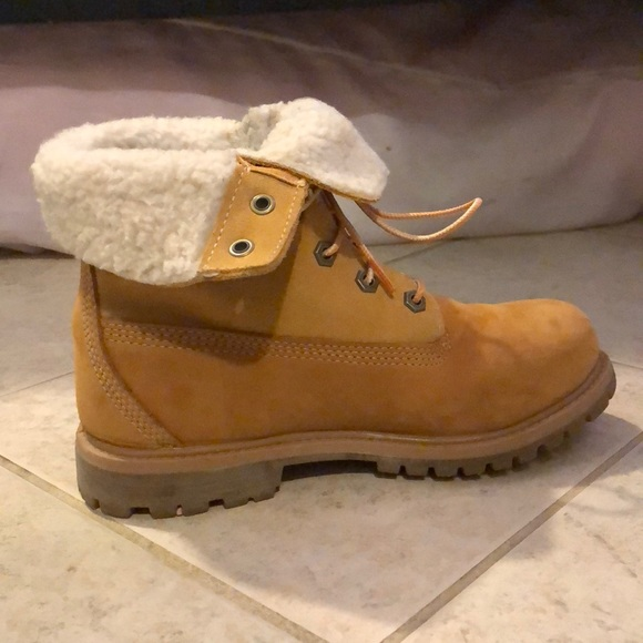 Womens Timberland Boots With Fur Inside